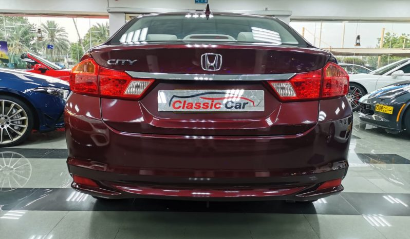 Honda City 2014 full