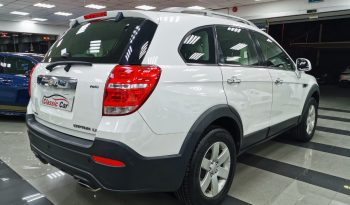 Chevrolet Captiva 2013 full