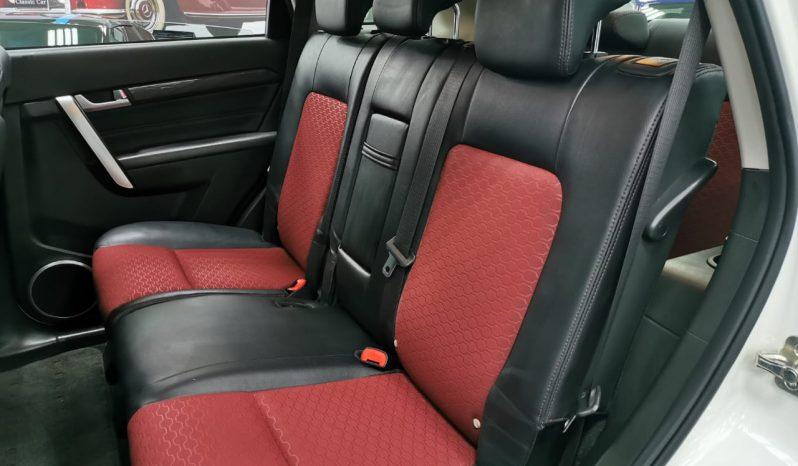 Chevrolet Captiva 2013 full
