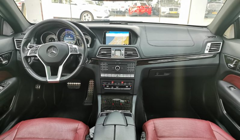 Mercedes-Benz E400 2016 full