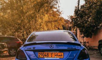 Mercedes-Benz C300 2015 full