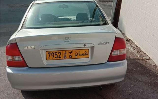 Mazda 323 2000 full