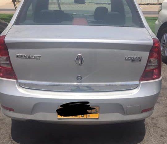 Renault Logan 2010 full