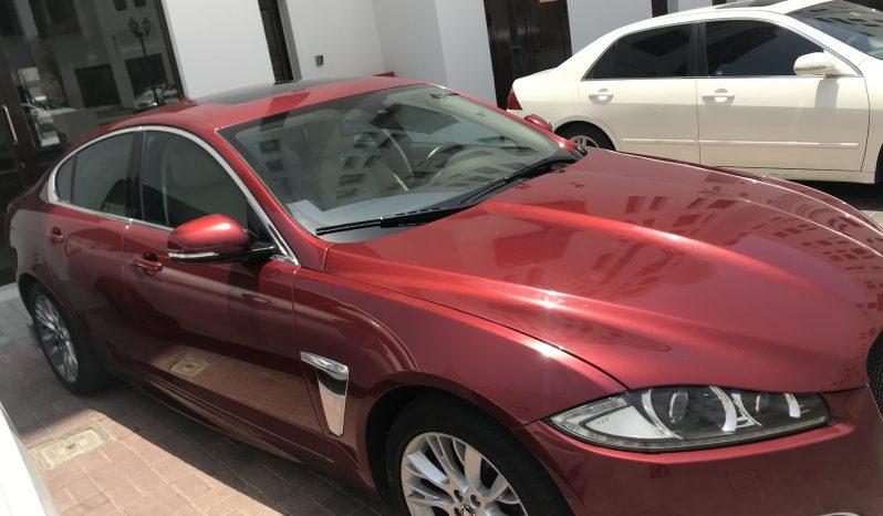 Jaguar XF 2013 full
