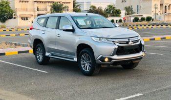 Mitsubishi MONTERO SPORT 2017 full