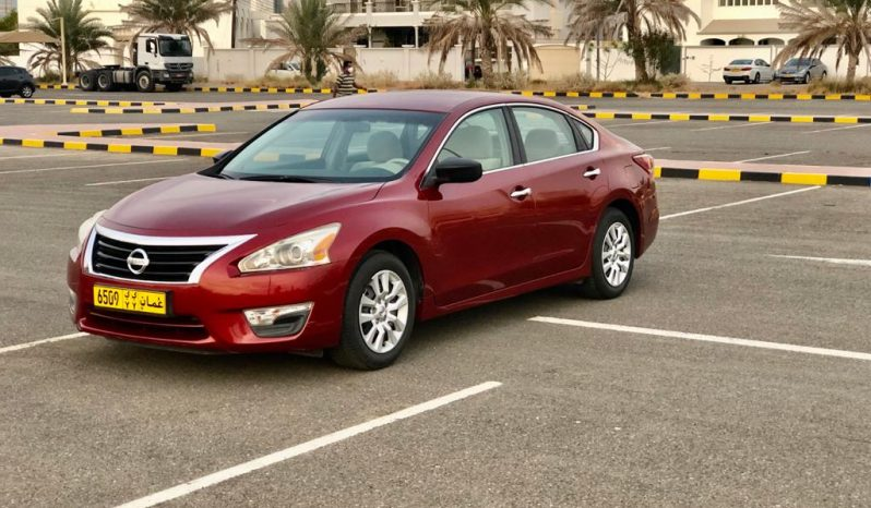 Nissan Altima 2013 full