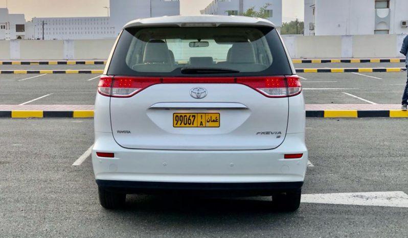 Toyota Previa 2013 full