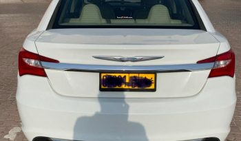 Chrysler 200/200C EV 2012 full
