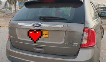 Ford Edge 2013 full